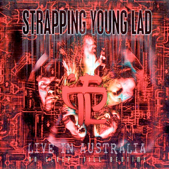 strapping young lad discography download