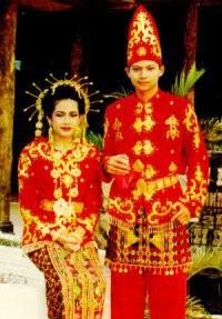 Pakaian Adat Sulawesi Tenggara Pakaian Tradisional Sulawesi Tenggara Pakaian Adat Tradisional Indonesia