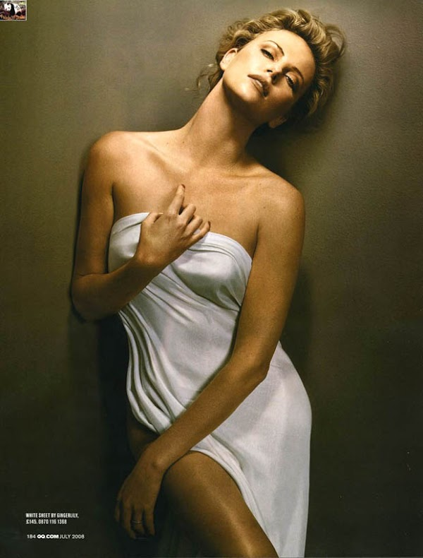 Charlize Theron(curve-3photos)3