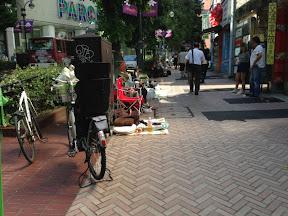 Apple Store 渋谷 2013年9月19日14時