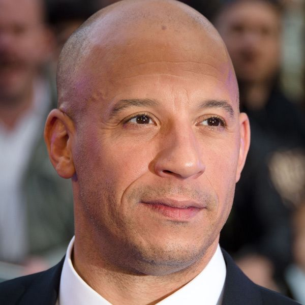US actor Vin Diesel arrives at the world premiere of Fast and Furious