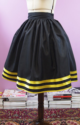 How to Sew Your Own Skirt