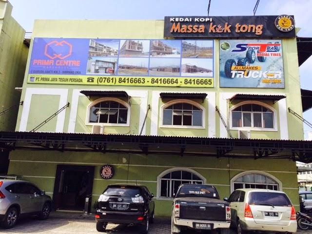 Traveling Pekanbaru, Kopitiam, Massa Kok Tong