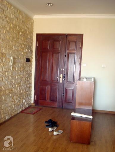 Sửa chung cư cũ thành căn hộ mới hiện đại, tiện nghi