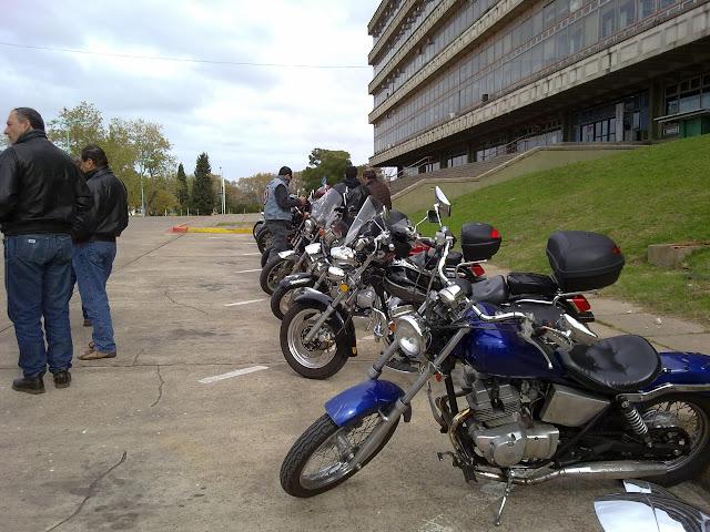 Relato, videos e imágenes de la Charla de Conduccion Segura  del 29/05/2011 29052011149
