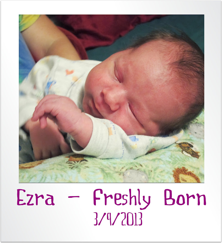 Spirit of Life Midwifery wishes a Happy 1st Birthday to  Ezra