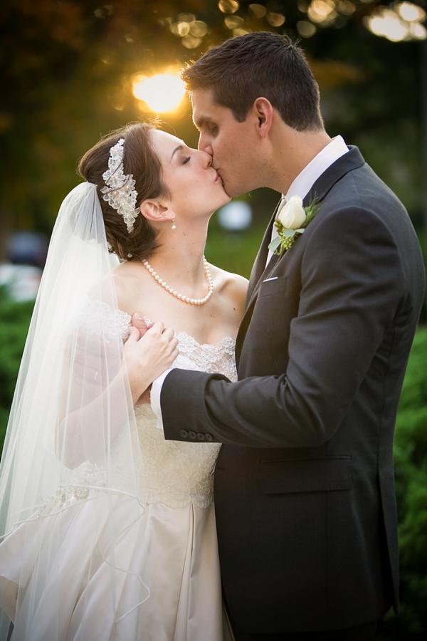 Traditional Autumnal Greek Orthodox Wedding Tidewater