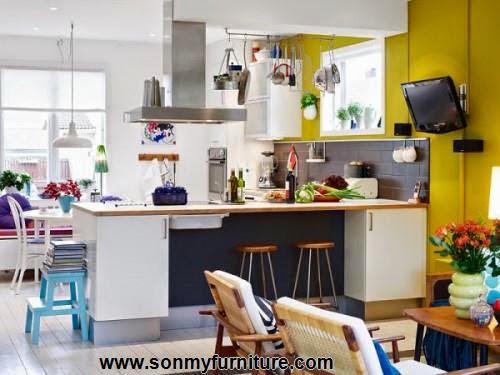 Ý tưởng thiết kế nội thất Bắc Âu cho nhà đẹp-7