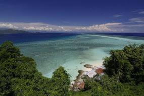Salando, The Lamp Island