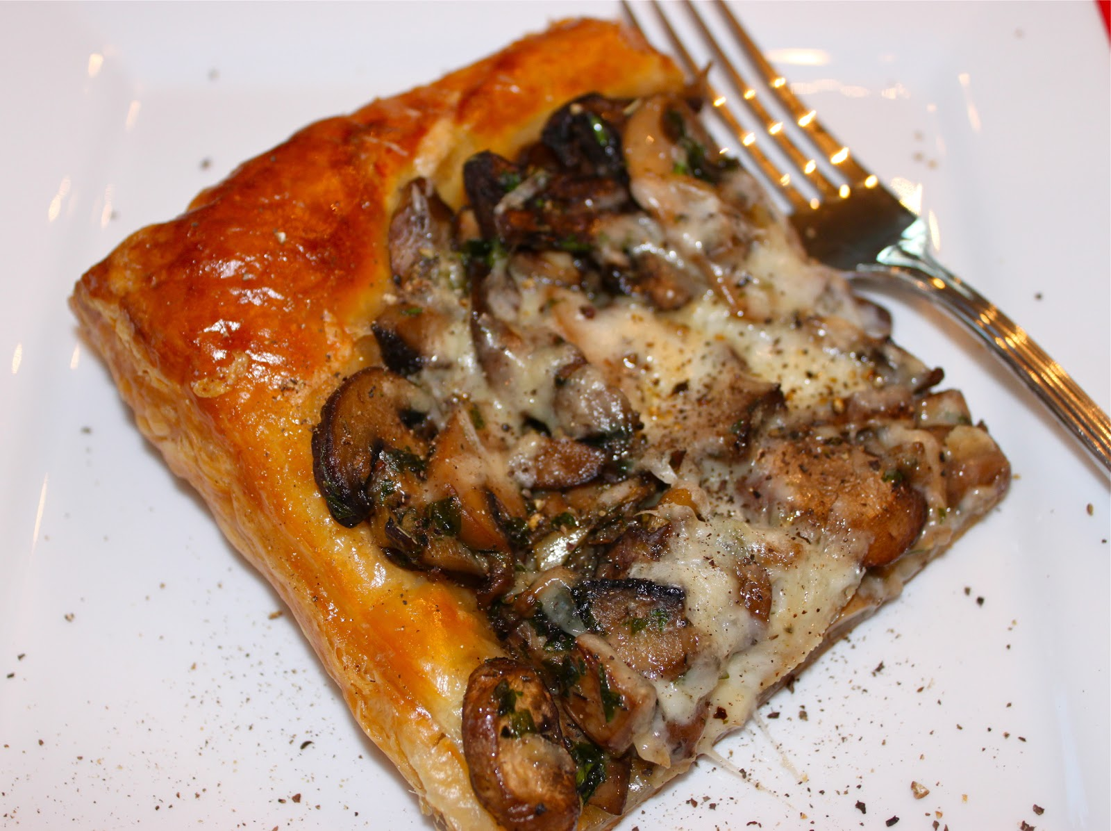 Loaded Potato Pizza Kitchen Nightmares