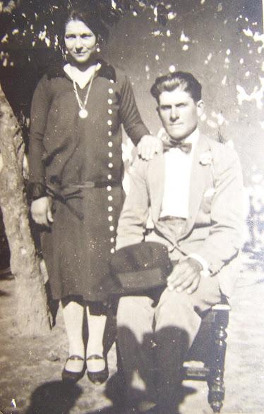 Constancio Buratti y Marta Mottura