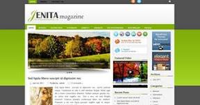 Free Wordpress Theme - Jenita