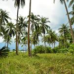 Na horyzoncie widać Belitung.