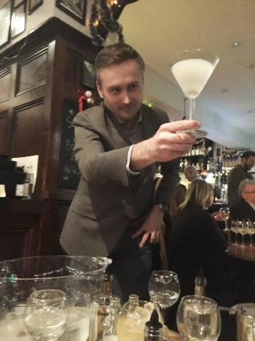 Mr Half Hitch & Martini