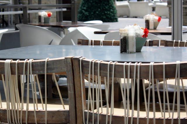 Tashas restaurant in Melrose Arch in Johannesburg South Africa