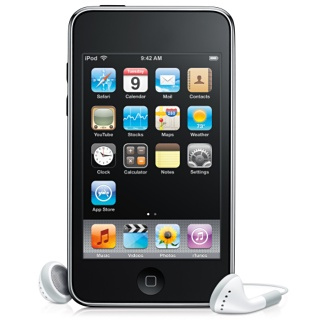 iPod Touch (2nd Generation)