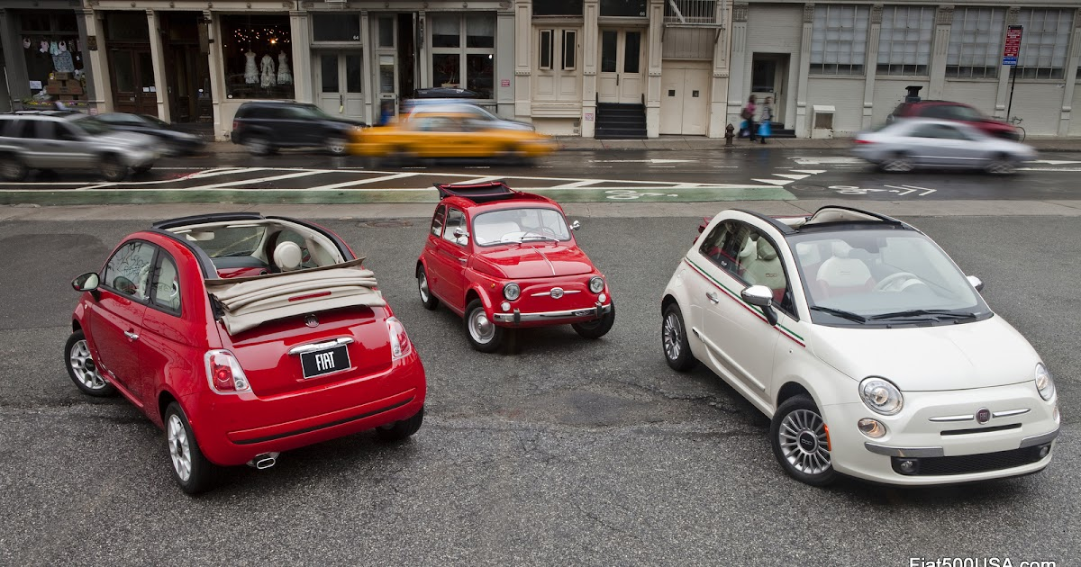 Details On The New 2013 Fiat 500 Fiat 500 Usa