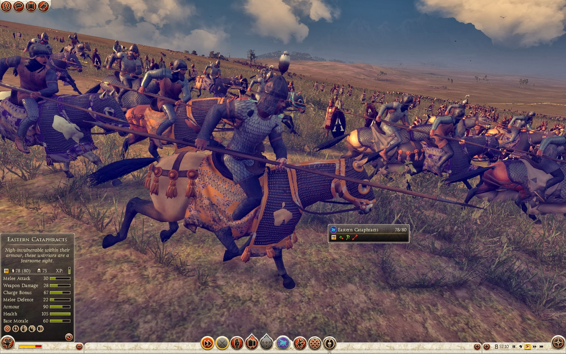Eastern Cataphracts