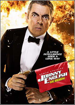 O Retorno de Johnny English – Dublado – 2012