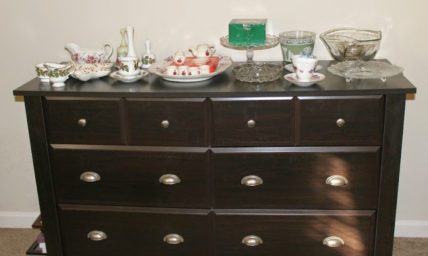 Sauder furniture dresser