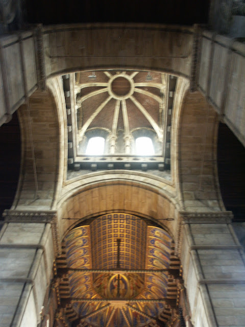 St Fin Barres Cathedral Interior