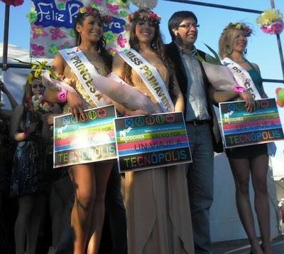 Miss Primavera Quequén