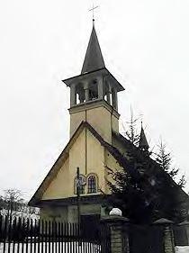Kościół parafialny pw. Imienia Maryi w Jasiennej