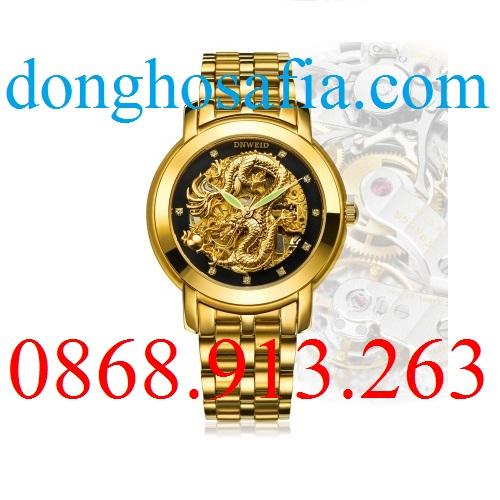 Đồng hồ nam cơ DN-weid 3088