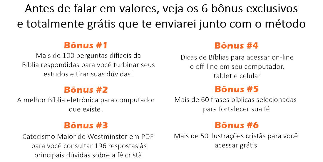 Combo O Curso De Memorização Da Bíblia Ebook Como Ler A Bíblia E