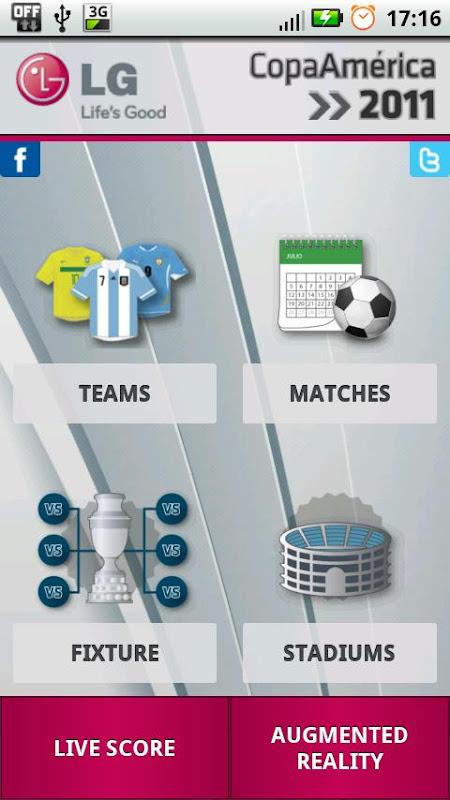 App Copa América