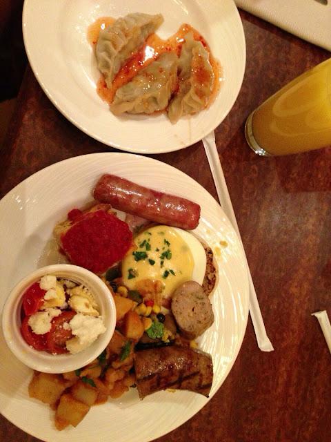 Wynn Buffet Breakfast