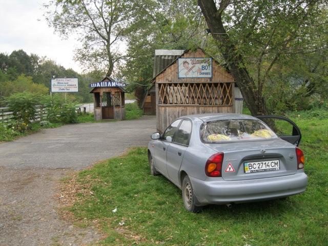 Стинава - шашлычная