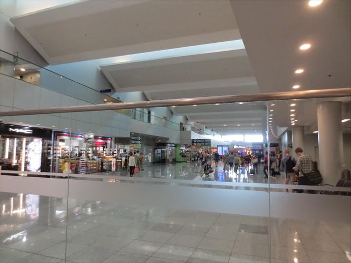 マニラ・ターミナル3のプライオリティパスラウンジ(2)