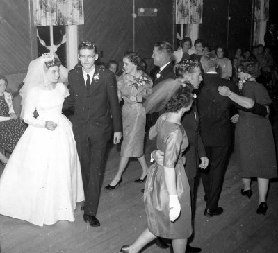 The First Dance - 1964