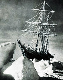 Shackleton's Frozen Hell