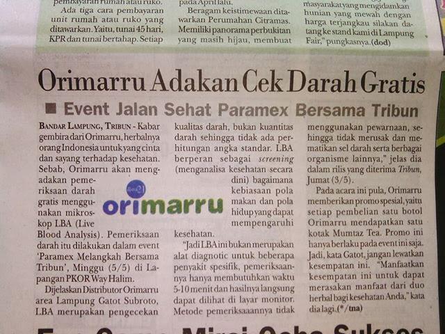 Orimarru Koran