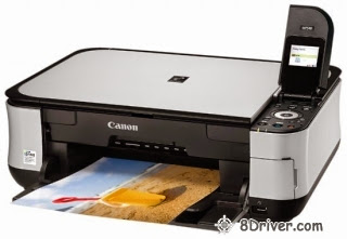 download Canon PIXMA MP540 printer's driver