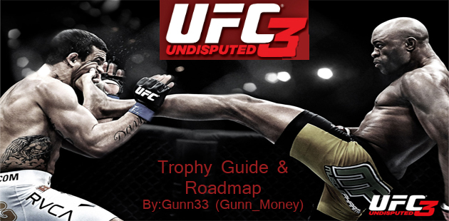 ufc undisputed 3 caf guide