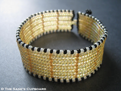 Egyptian Gold Cuff