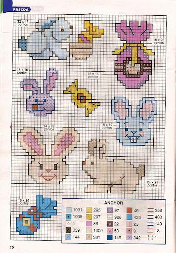 Gráficos punto de cruz 1001ideiaismini-21-15