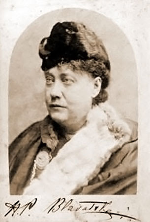 Jelena Petrovna Blavatskaja (1831-1891
