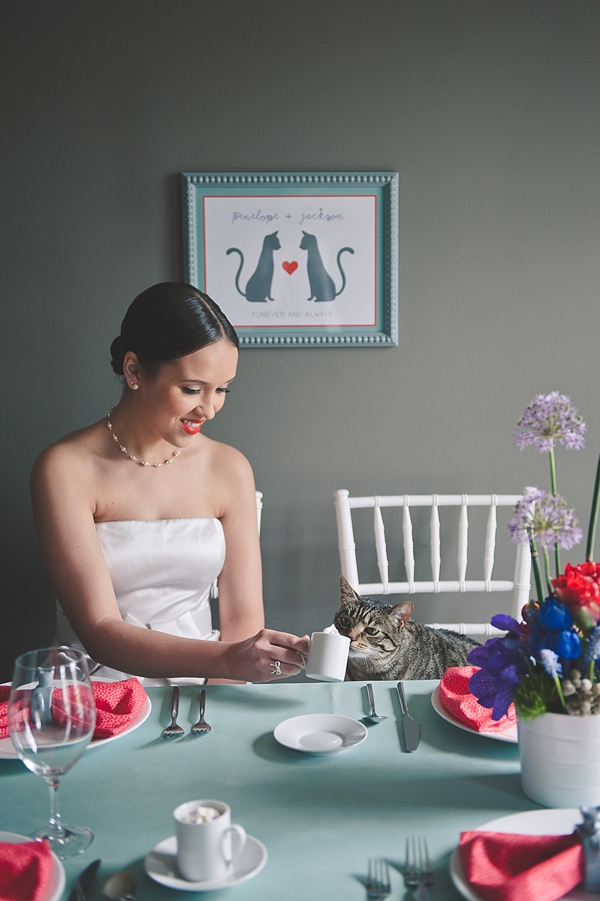 cat wedding ideas