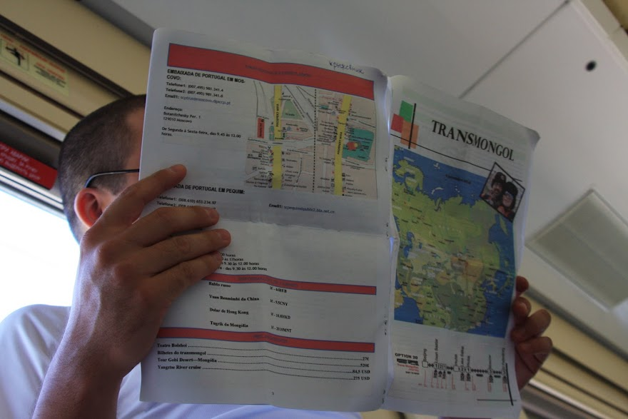 TRANSIBERIANO - A bordo do Transiberiano entre Moscovo a Irkutsk | Rússia
