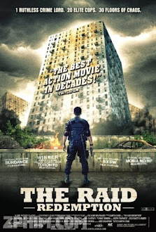Đột Kích: Chuộc Tội - The Raid: Redemption (2011) Poster