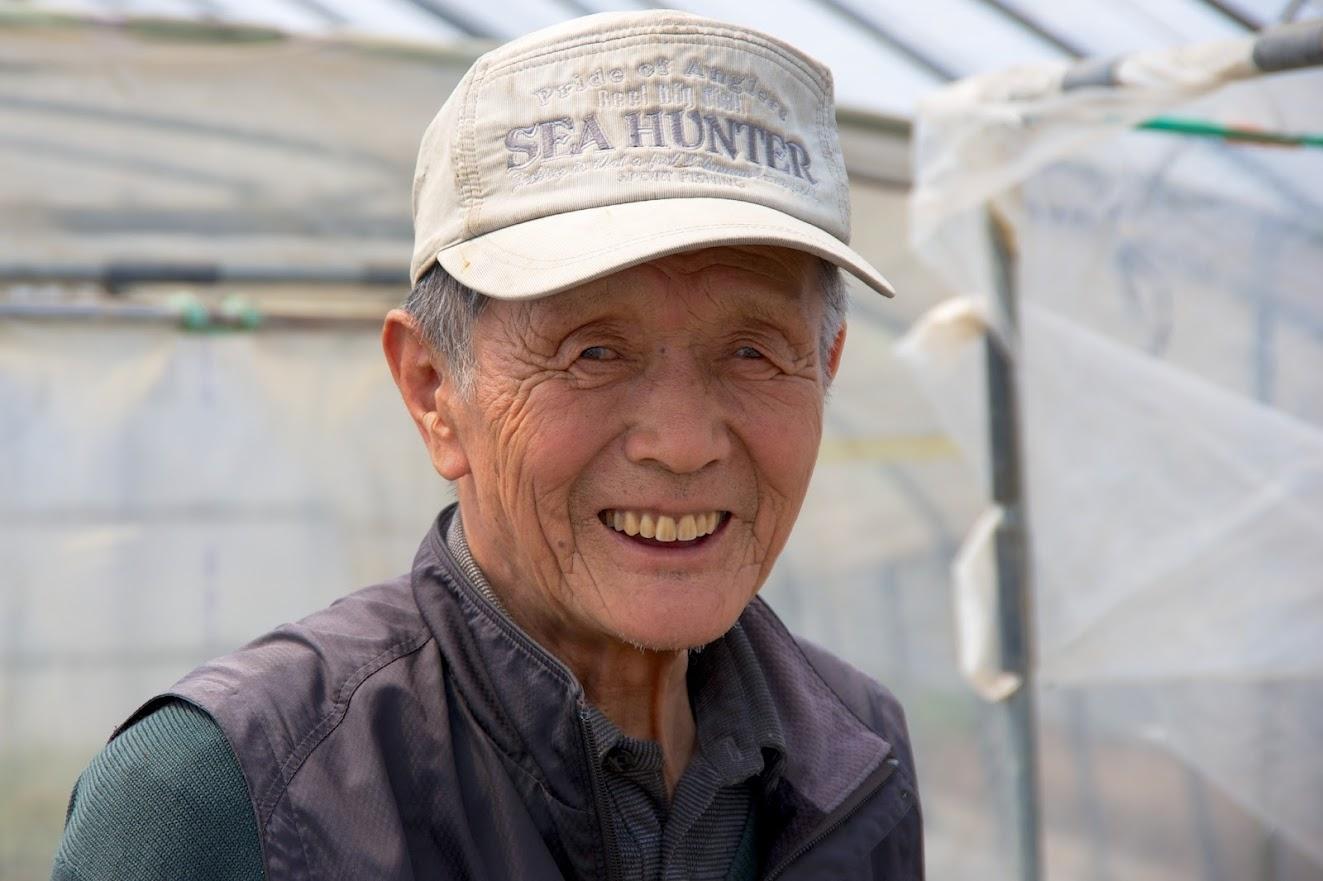 山田俊久さん(83歳)