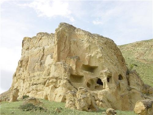 Kaspi antikos laikų kapai