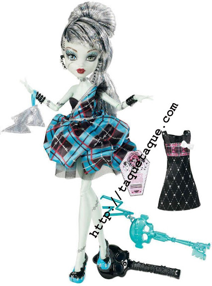 Monster High - Frankie Stein Sweet 1600
