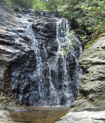 Upper Cascades Falls