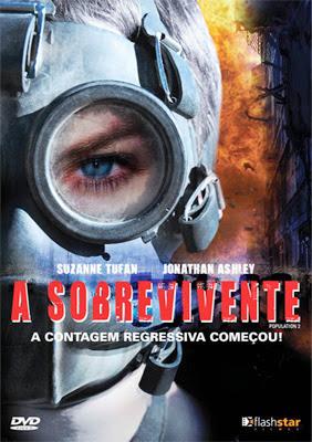 Filme Poster A Sobrevivente DVDRip XviD Dual Audio & RMVB Dublado
