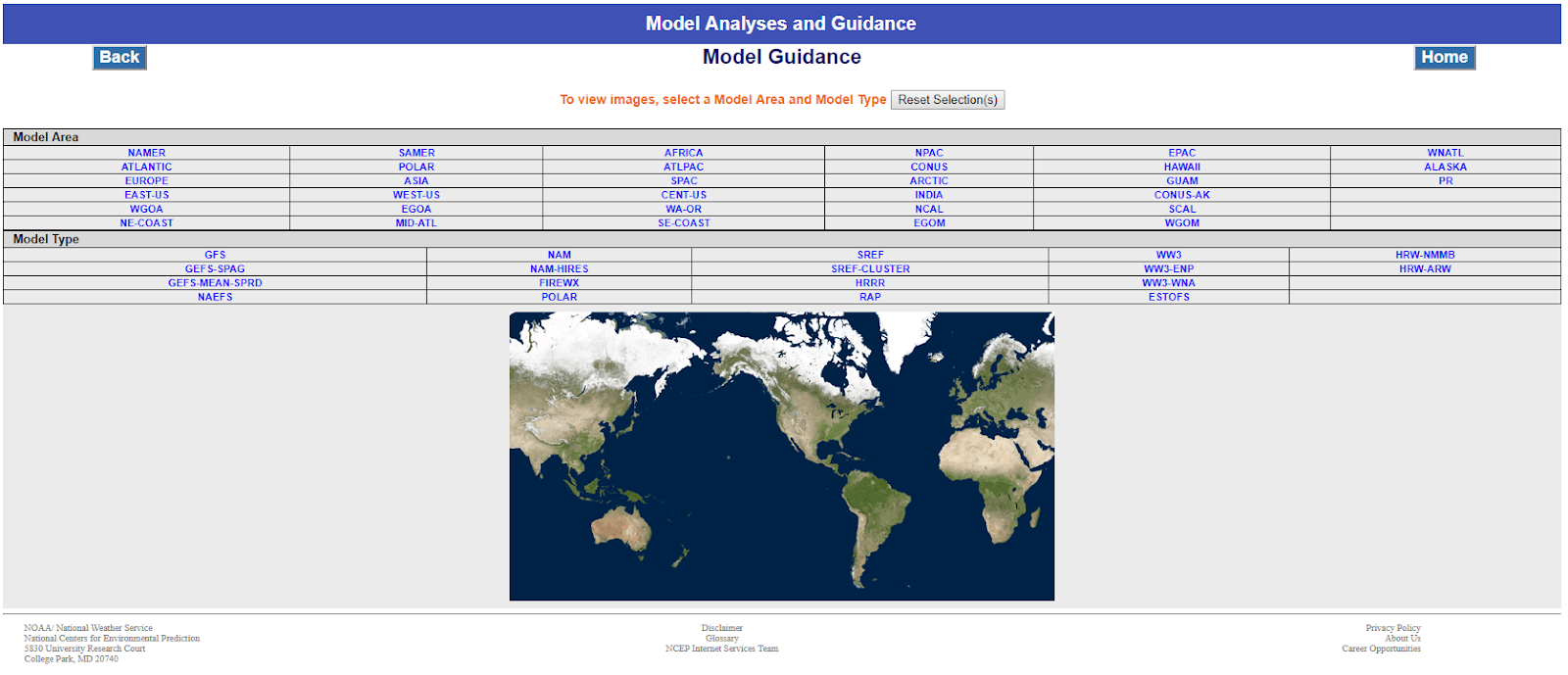 Model Analysis and Guidance Prototyping